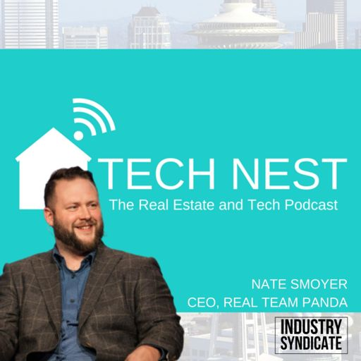 Cover art for podcast Tech Nest: The Real Estate and Tech Show