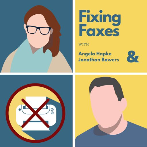Cover art for podcast Fixing Faxes