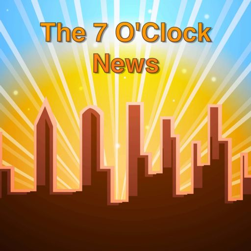 Cover art for podcast 7 O'Clock News