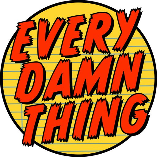 Cover art for podcast Every Damn Thing