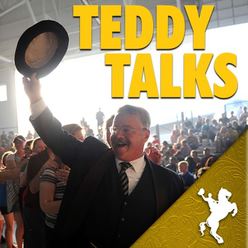 Cover art for podcast Teddy Talks