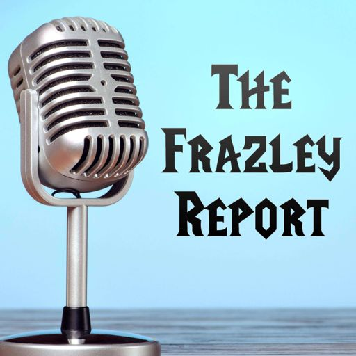 Cover art for podcast Frazley Report