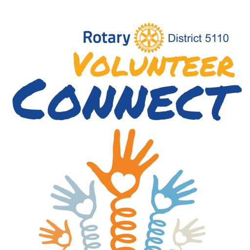 Cover art for podcast Rotary Volunteer Connect