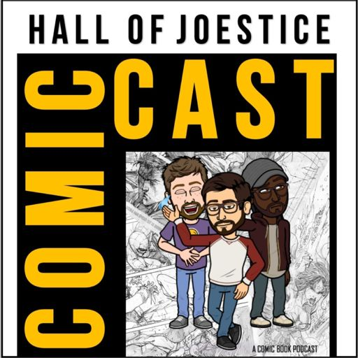 Cover art for podcast Comic Cast!