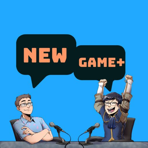 Cover art for podcast New Game+