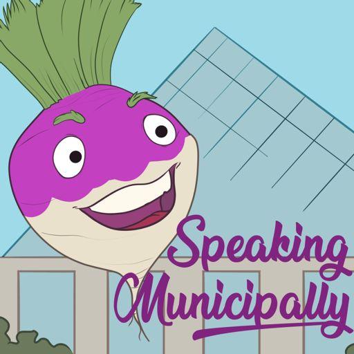 Cover art for podcast Speaking Municipally