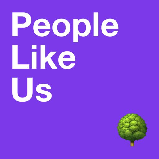 Cover art for podcast People Like Us