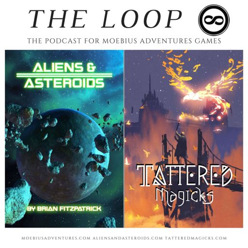 Cover art for podcast The Loop is the Podcast for Moebius Adventures Games