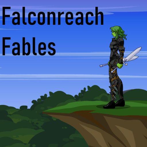 Cover art for podcast Falconreach Fables