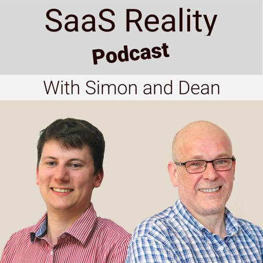 Cover art for podcast SaaS Reality Podcast