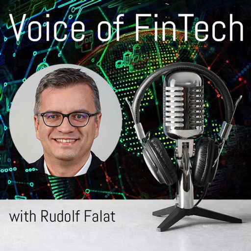 Cover art for podcast Voice of FinTech