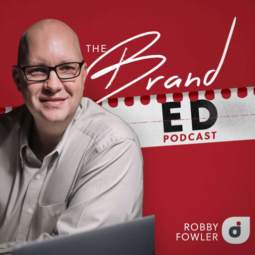 Cover art for podcast The Brand ED Podcast