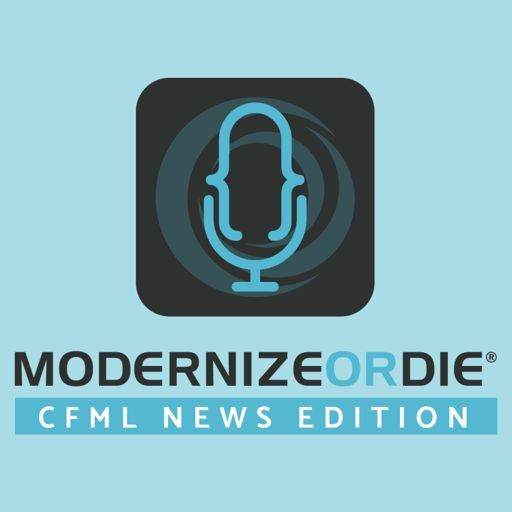 Cover art for podcast Modernize or Die ® Podcast - CFML News Edition