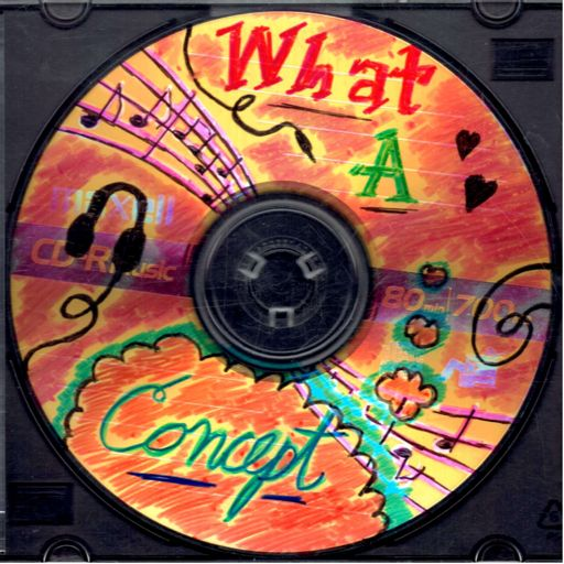 Cover art for podcast What A Concept!