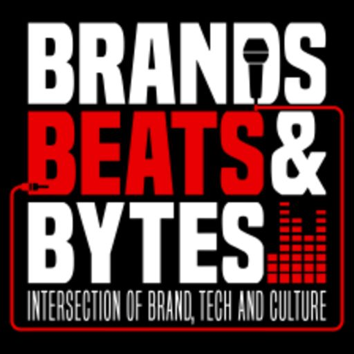 Cover art for podcast Brands, Beats & Bytes