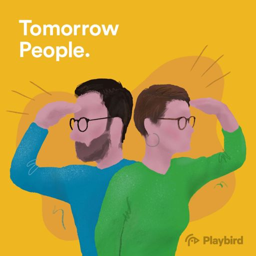 Cover art for podcast Tomorrow People