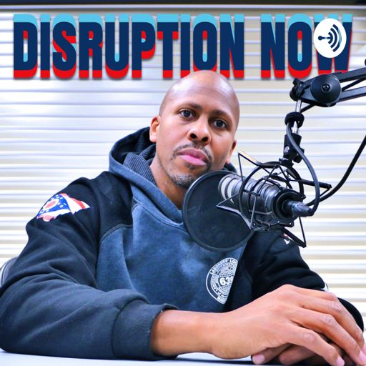 Cover art for podcast Disruption Now