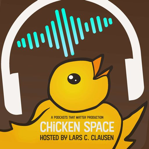Cover art for podcast Chicken Space