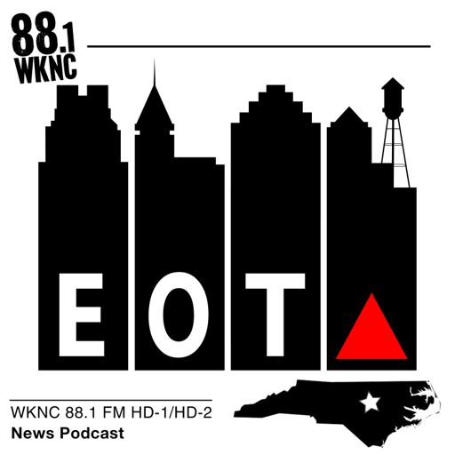 Cover art for podcast Eye on the Triangle