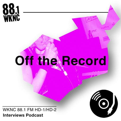 Cover art for podcast Off the Record