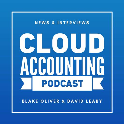 Cover art for podcast Cloud Accounting Podcast