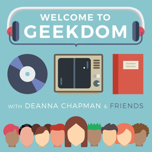 Cover art for podcast Welcome to Geekdom