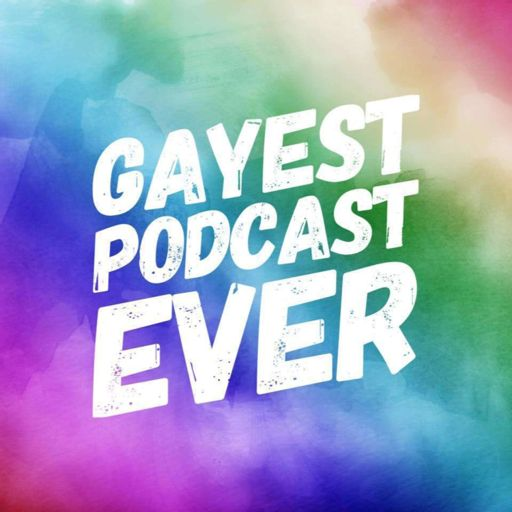 Cover art for podcast Gayest Podcast Ever