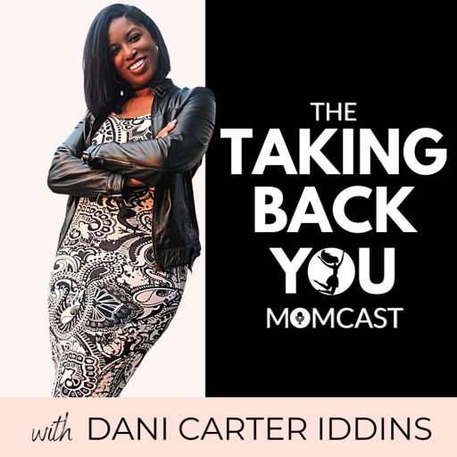 Cover art for podcast The Taking Back YOU Momcast