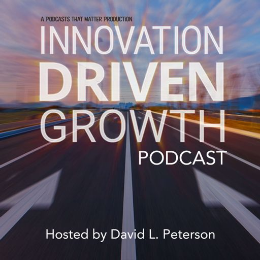 Cover art for podcast Innovation Driven Growth