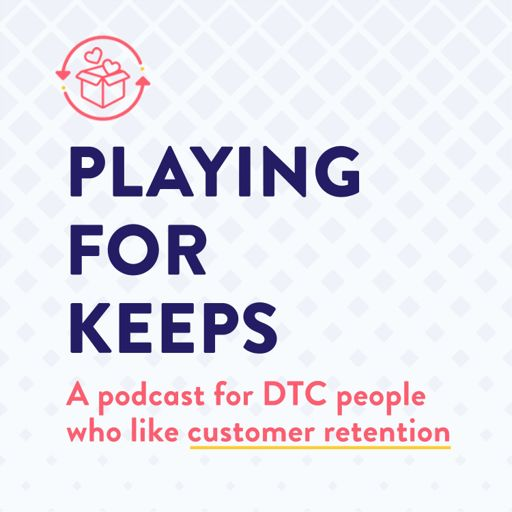 Cover art for podcast Playing for Keeps