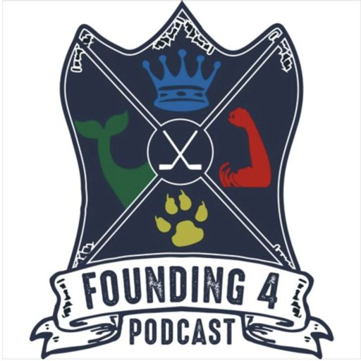 Cover art for podcast Founding 4 Podcast