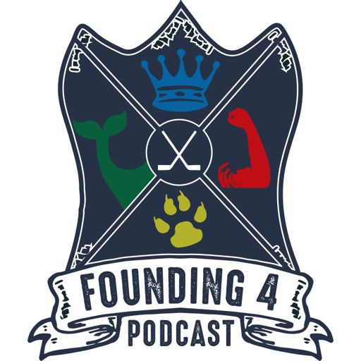Cover art for podcast Founding 4 Podcast
