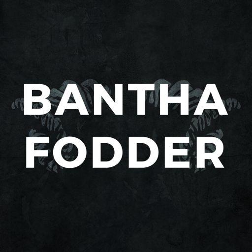 Cover art for podcast Bantha Fodder