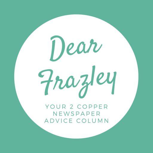 Cover art for podcast Dear Frazley