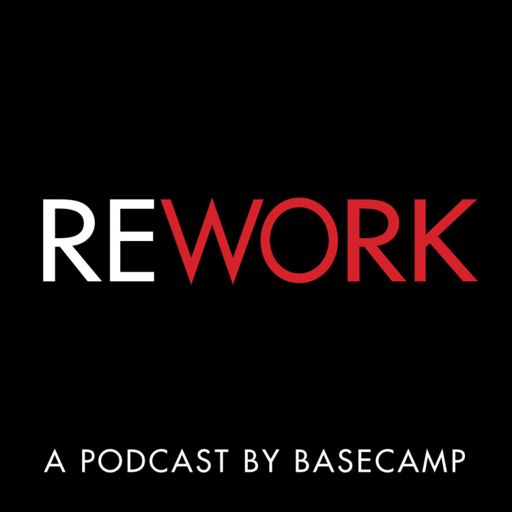 Cover art for podcast Rework