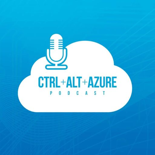 Cover art for podcast Ctrl+Alt+Azure