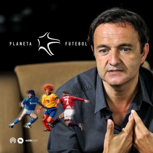 Cover art for podcast Planeta do Futebol