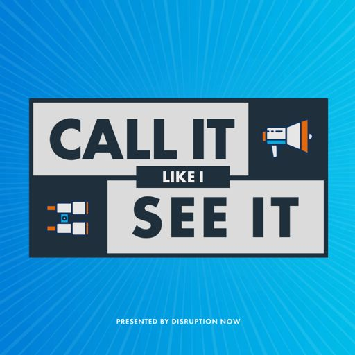 Cover art for podcast Call It Like I See It