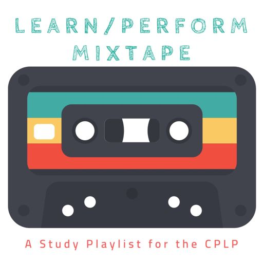 Cover art for podcast Learn/Perform Mixtape