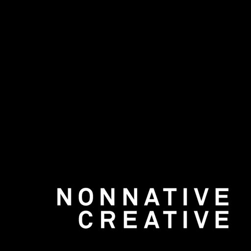 Cover art for podcast The Nonnative Creative Podcast