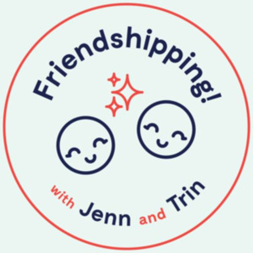 Cover art for podcast Friendshipping!