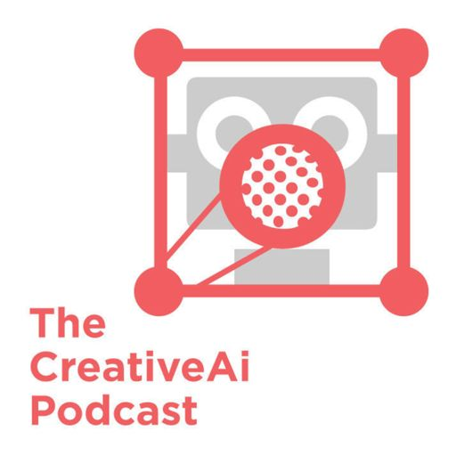 Cover art for podcast The CreativeAi Podcast