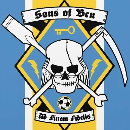 Cover art for podcast Sons of Ben: The Pod