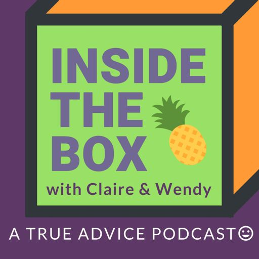 Cover art for podcast Inside the Box with Claire and Wendy