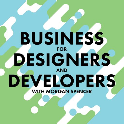 Cover art for podcast Business for Designers and Developers