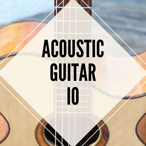 Cover art for podcast Acoustic Guitar IO