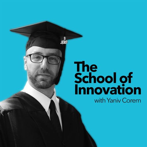 Cover art for podcast The School of Innovation