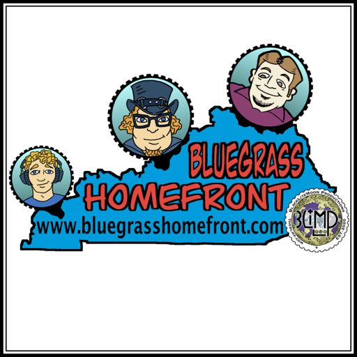 Cover art for podcast Bluegrass Homefront