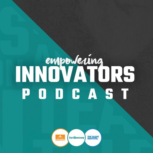 Cover art for podcast Empowering Innovators