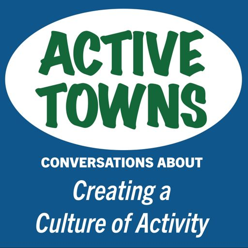 Cover art for podcast Active Towns